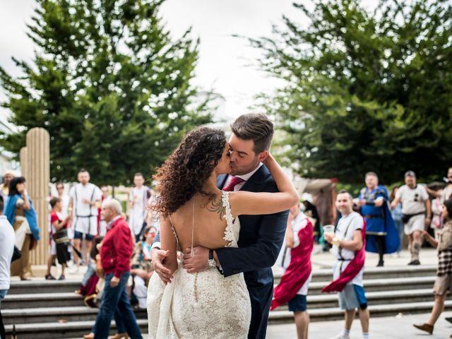 La boda de Toni y Rocío en Lugo, Lugo 67