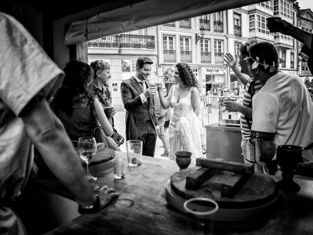 La boda de Toni y Rocío en Lugo, Lugo 68