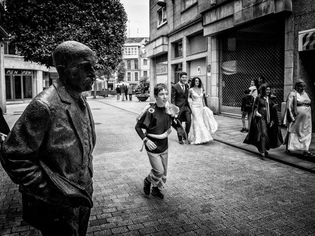 La boda de Toni y Rocío en Lugo, Lugo 69