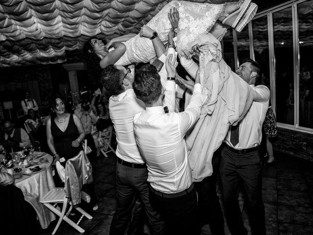 La boda de Toni y Rocío en Lugo, Lugo 75