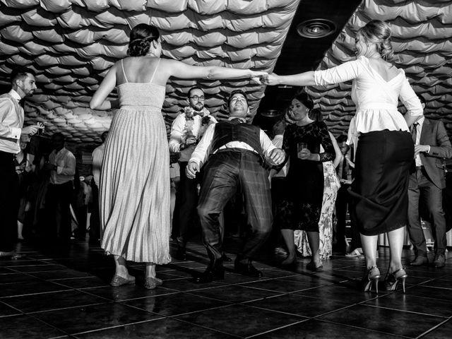 La boda de Toni y Rocío en Lugo, Lugo 93