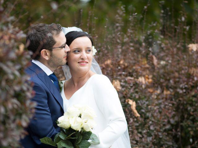 La boda de Lucinda y Miguel