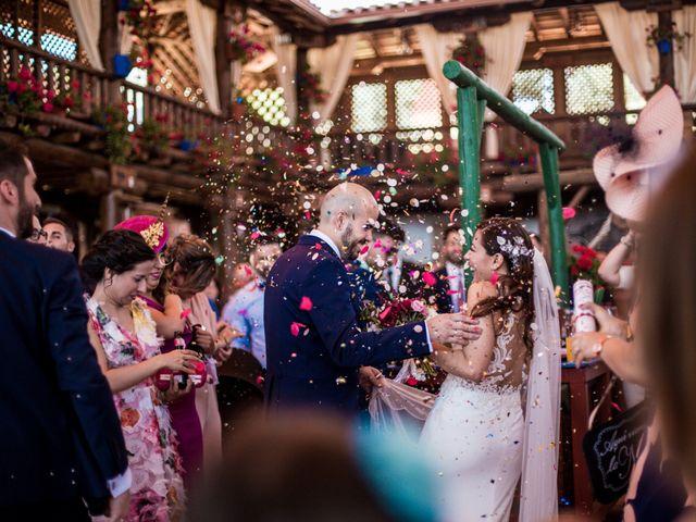 La boda de Daniel y Mercedes en Villarrubia De Los Ojos, Ciudad Real 1