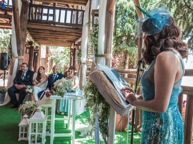 La boda de Daniel y Mercedes en Villarrubia De Los Ojos, Ciudad Real 5