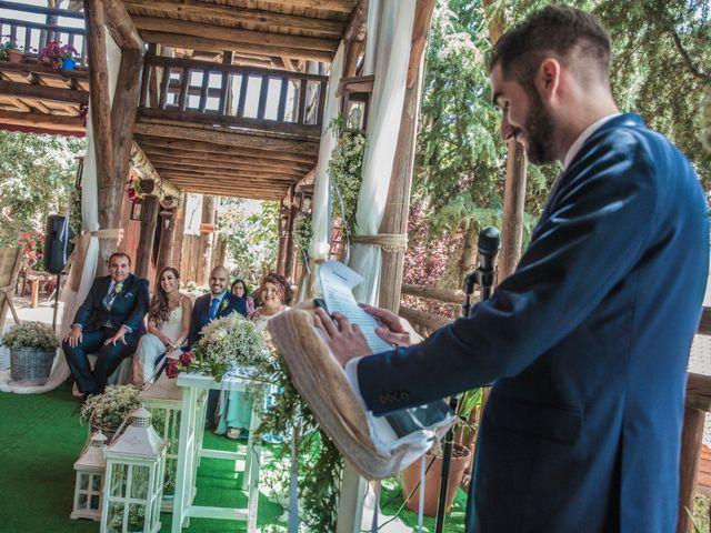 La boda de Daniel y Mercedes en Villarrubia De Los Ojos, Ciudad Real 7