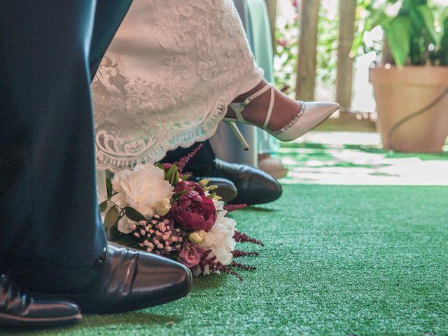 La boda de Daniel y Mercedes en Villarrubia De Los Ojos, Ciudad Real 8
