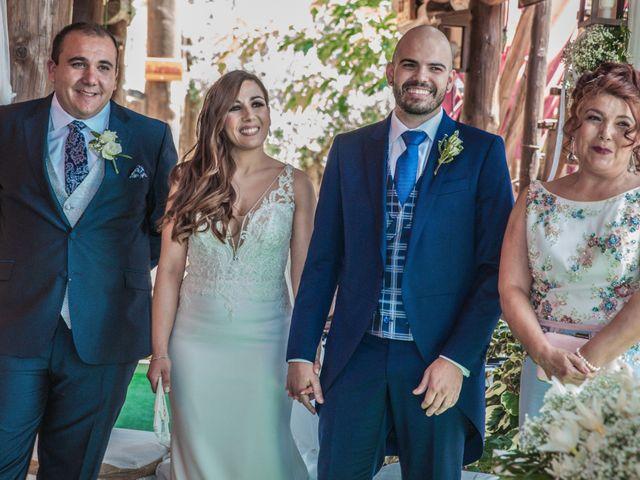 La boda de Daniel y Mercedes en Villarrubia De Los Ojos, Ciudad Real 9