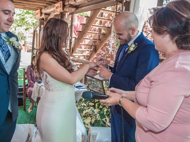 La boda de Daniel y Mercedes en Villarrubia De Los Ojos, Ciudad Real 10