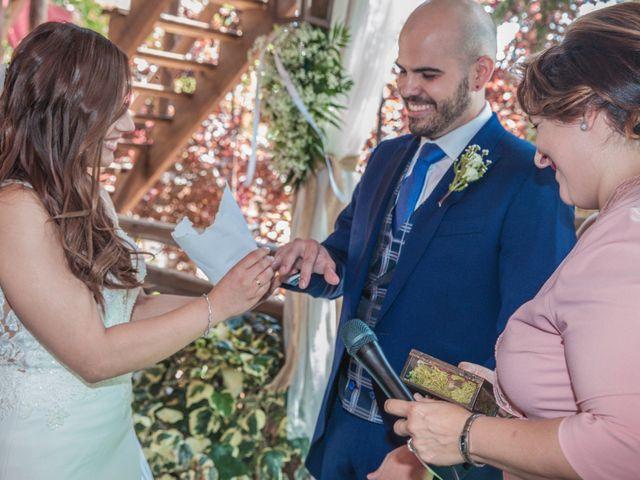 La boda de Daniel y Mercedes en Villarrubia De Los Ojos, Ciudad Real 11
