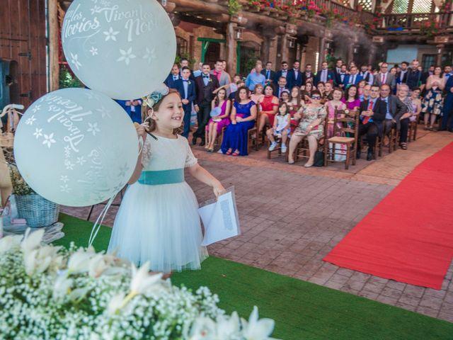 La boda de Daniel y Mercedes en Villarrubia De Los Ojos, Ciudad Real 13