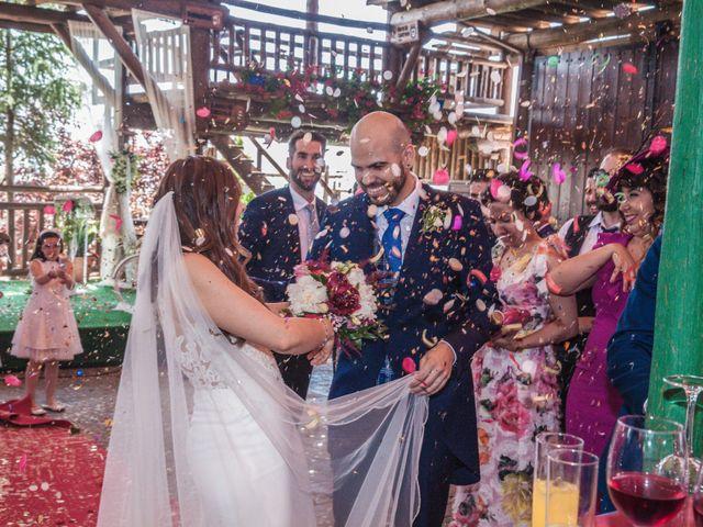 La boda de Daniel y Mercedes en Villarrubia De Los Ojos, Ciudad Real 14