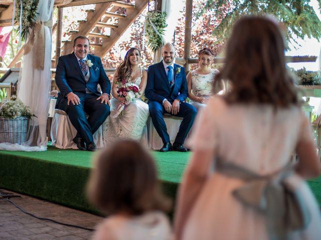 La boda de Daniel y Mercedes en Villarrubia De Los Ojos, Ciudad Real 15