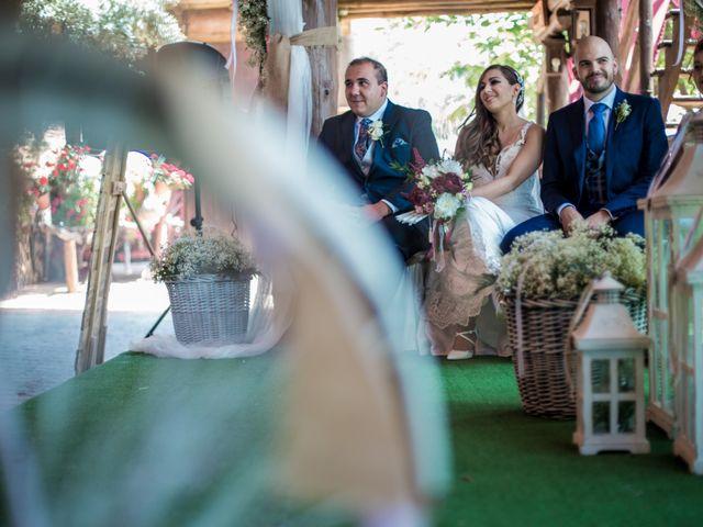 La boda de Daniel y Mercedes en Villarrubia De Los Ojos, Ciudad Real 16