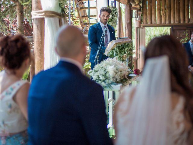 La boda de Daniel y Mercedes en Villarrubia De Los Ojos, Ciudad Real 18