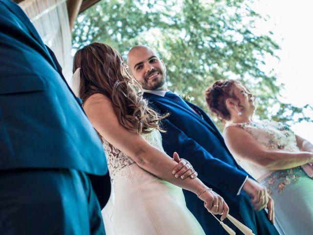 La boda de Daniel y Mercedes en Villarrubia De Los Ojos, Ciudad Real 19