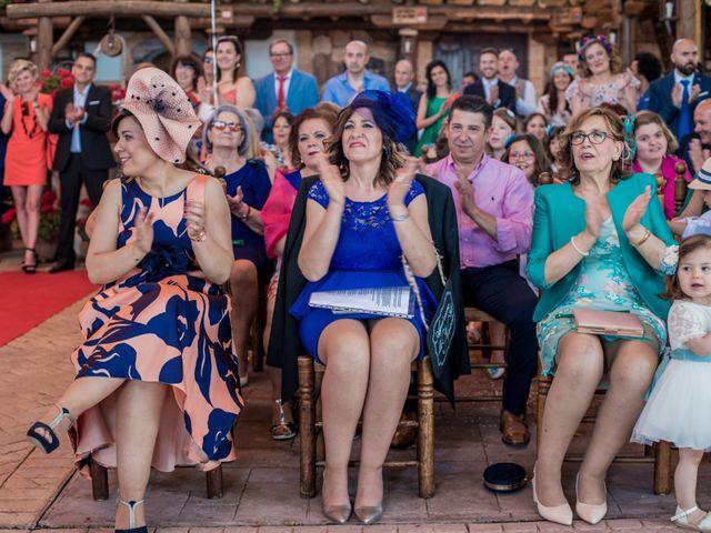 La boda de Daniel y Mercedes en Villarrubia De Los Ojos, Ciudad Real 20
