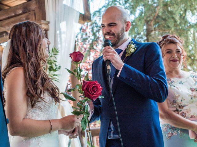 La boda de Daniel y Mercedes en Villarrubia De Los Ojos, Ciudad Real 21