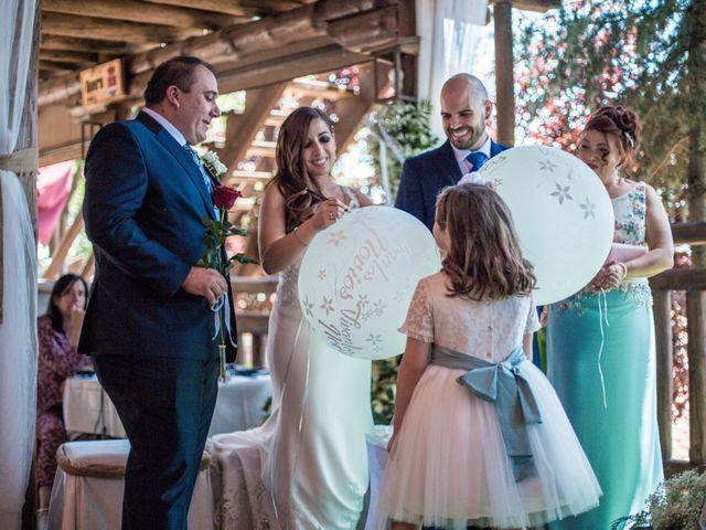 La boda de Daniel y Mercedes en Villarrubia De Los Ojos, Ciudad Real 22