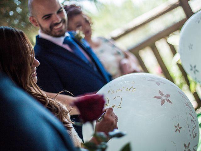 La boda de Daniel y Mercedes en Villarrubia De Los Ojos, Ciudad Real 23