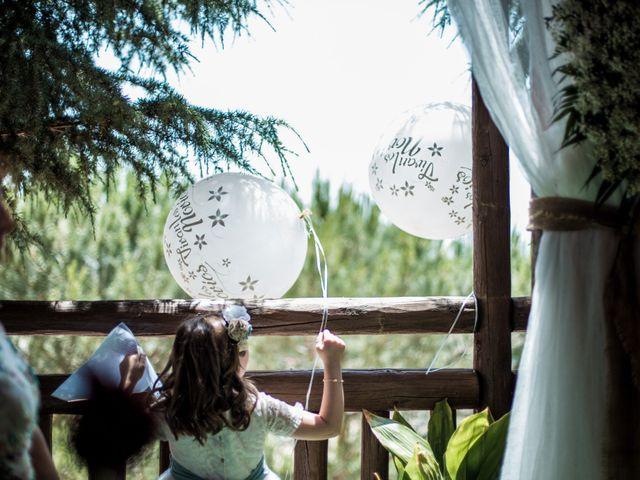 La boda de Daniel y Mercedes en Villarrubia De Los Ojos, Ciudad Real 24