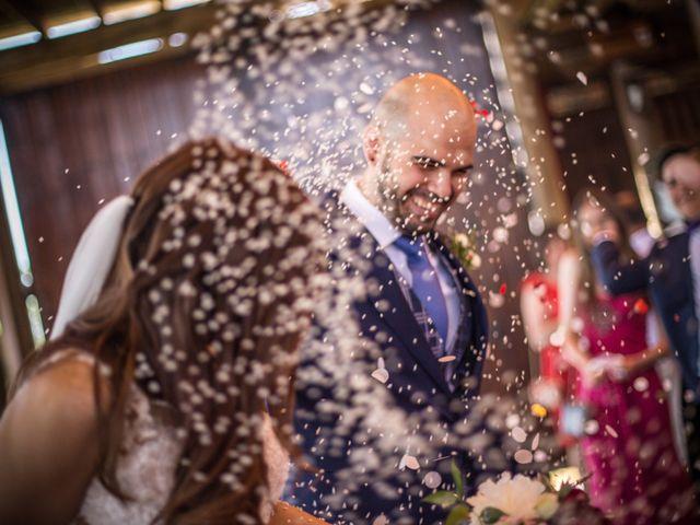 La boda de Daniel y Mercedes en Villarrubia De Los Ojos, Ciudad Real 25