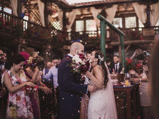 La boda de Daniel y Mercedes en Villarrubia De Los Ojos, Ciudad Real 27