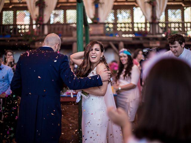 La boda de Daniel y Mercedes en Villarrubia De Los Ojos, Ciudad Real 28