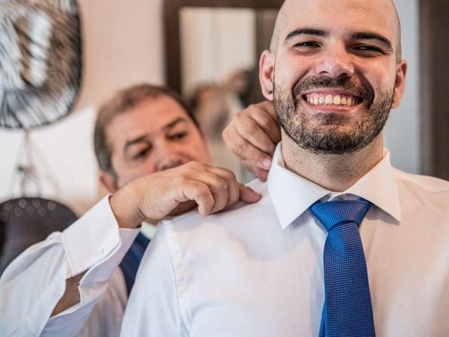 La boda de Daniel y Mercedes en Villarrubia De Los Ojos, Ciudad Real 34