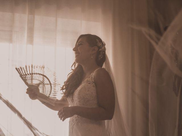 La boda de Daniel y Mercedes en Villarrubia De Los Ojos, Ciudad Real 39
