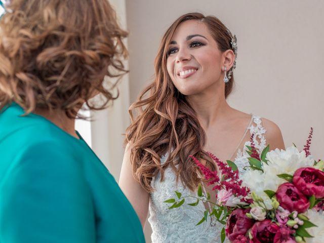 La boda de Daniel y Mercedes en Villarrubia De Los Ojos, Ciudad Real 40