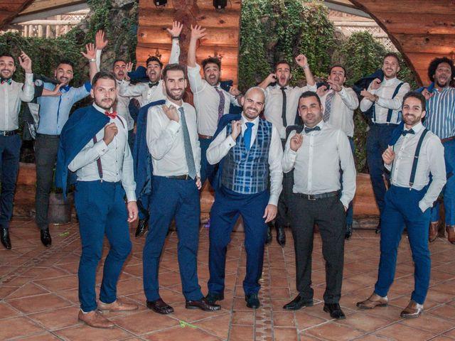La boda de Daniel y Mercedes en Villarrubia De Los Ojos, Ciudad Real 41