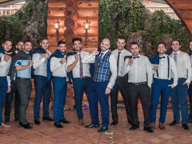 La boda de Daniel y Mercedes en Villarrubia De Los Ojos, Ciudad Real 42