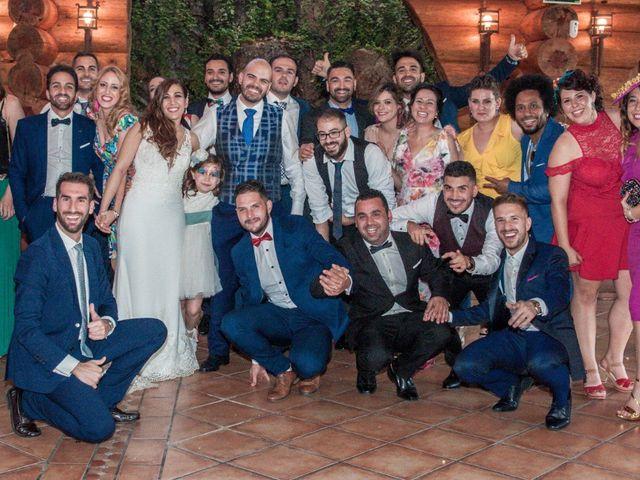 La boda de Daniel y Mercedes en Villarrubia De Los Ojos, Ciudad Real 45
