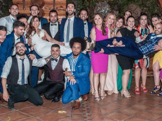 La boda de Daniel y Mercedes en Villarrubia De Los Ojos, Ciudad Real 47
