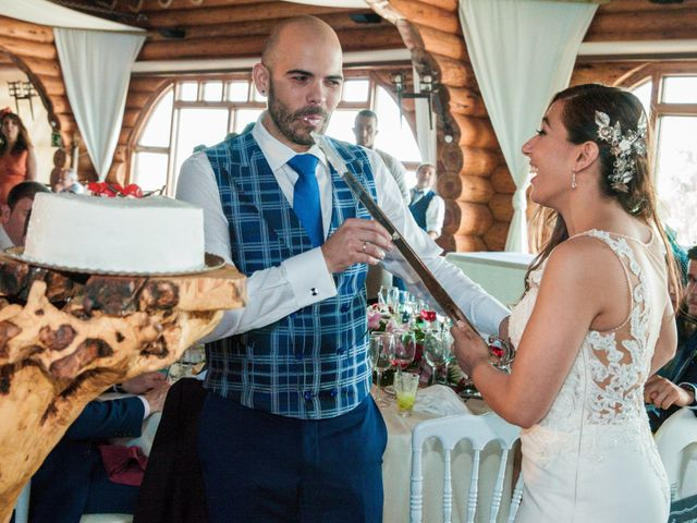 La boda de Daniel y Mercedes en Villarrubia De Los Ojos, Ciudad Real 48