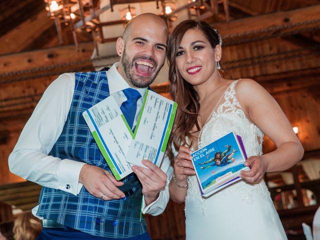 La boda de Daniel y Mercedes en Villarrubia De Los Ojos, Ciudad Real 50