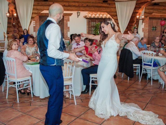 La boda de Daniel y Mercedes en Villarrubia De Los Ojos, Ciudad Real 51
