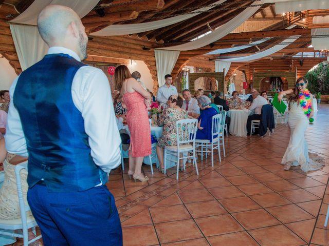 La boda de Daniel y Mercedes en Villarrubia De Los Ojos, Ciudad Real 52
