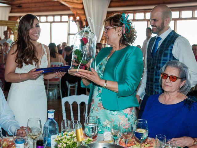 La boda de Daniel y Mercedes en Villarrubia De Los Ojos, Ciudad Real 53
