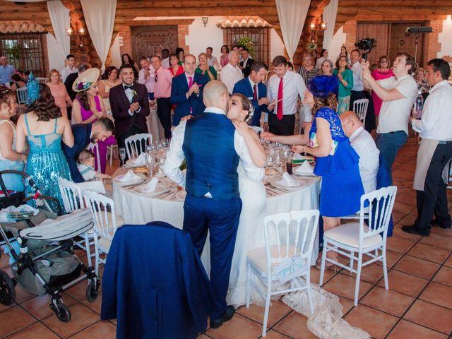 La boda de Daniel y Mercedes en Villarrubia De Los Ojos, Ciudad Real 56