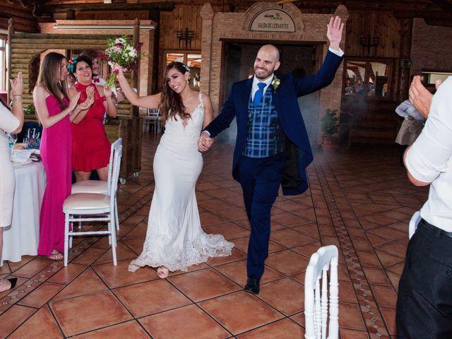 La boda de Daniel y Mercedes en Villarrubia De Los Ojos, Ciudad Real 59