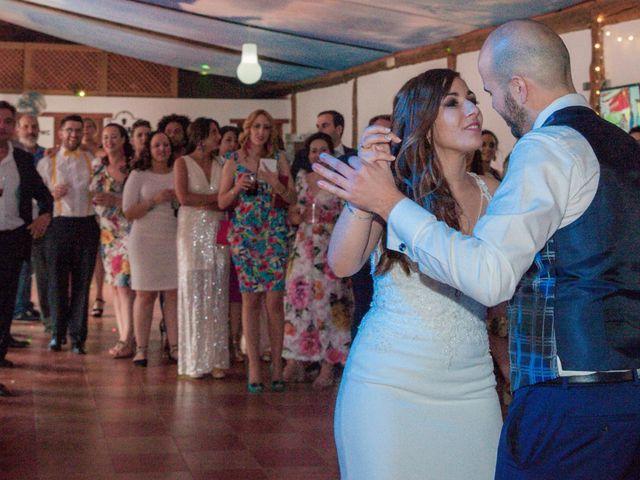 La boda de Daniel y Mercedes en Villarrubia De Los Ojos, Ciudad Real 61