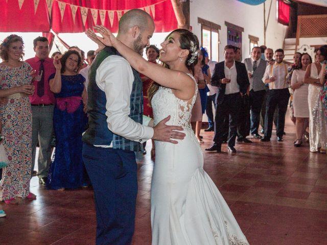 La boda de Daniel y Mercedes en Villarrubia De Los Ojos, Ciudad Real 62