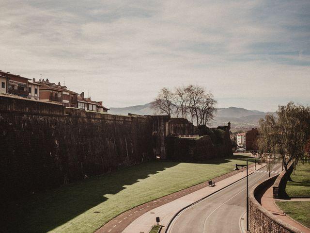La boda de Amancio y Iranzu en Donostia-San Sebastián, Guipúzcoa 3