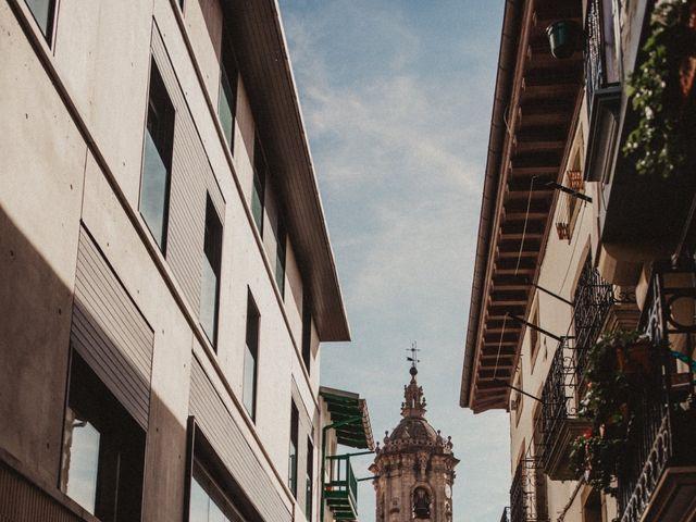 La boda de Amancio y Iranzu en Donostia-San Sebastián, Guipúzcoa 5