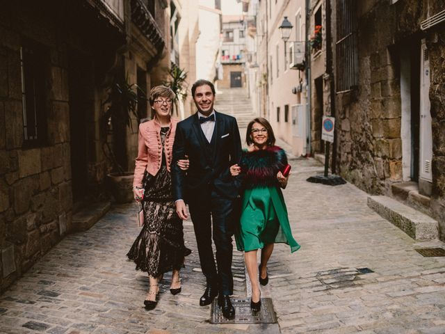 La boda de Amancio y Iranzu en Donostia-San Sebastián, Guipúzcoa 56