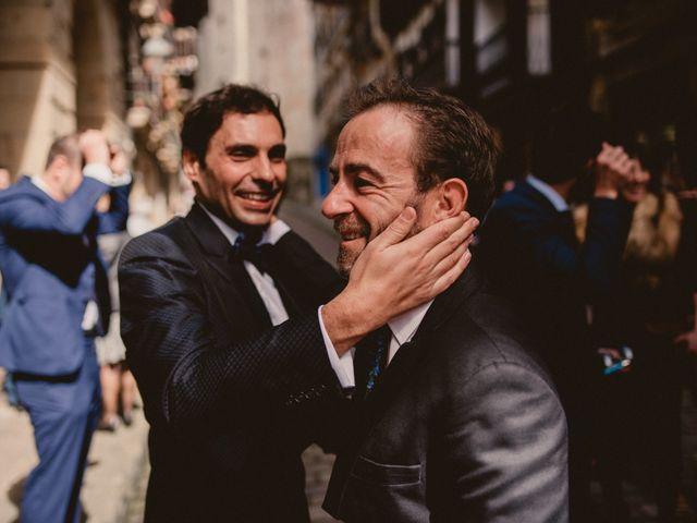 La boda de Amancio y Iranzu en Donostia-San Sebastián, Guipúzcoa 58