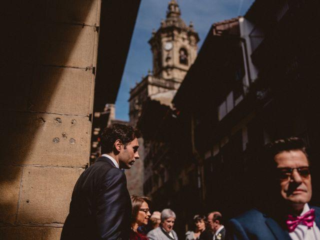 La boda de Amancio y Iranzu en Donostia-San Sebastián, Guipúzcoa 59