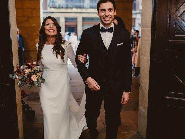 La boda de Amancio y Iranzu en Donostia-San Sebastián, Guipúzcoa 65