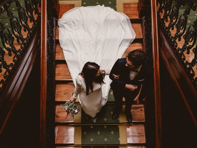 La boda de Amancio y Iranzu en Donostia-San Sebastián, Guipúzcoa 73